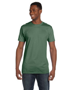 Vintage Green 4.5 oz., 100% Ringspun Cotton nano®-T T-Shirt