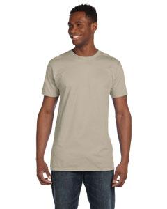Vintage Khaki 4.5 oz., 100% Ringspun Cotton nano®-T T-Shirt