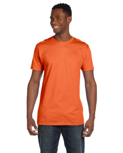 Vintage Orange 4.5 oz., 100% Ringspun Cotton nano®-T T-Shirt