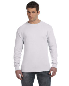 Ash 4.5 oz., 100% Ringspun Cotton nano-T® Long-Sleeve T-Shirt