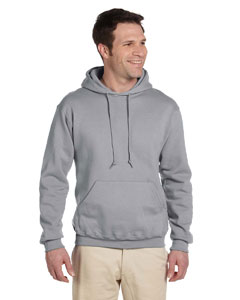 Oxford 9.5 oz., 50/50 Super Sweats® NuBlend® Fleece Pullover Hood