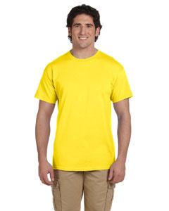 Yellow 5.2 oz., 50/50 ComfortBlend® EcoSmart® T-Shirt