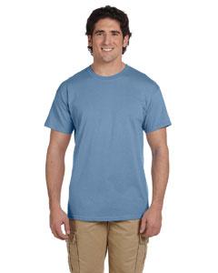 Stonewashed Blue 5.2 oz., 50/50 ComfortBlend® EcoSmart® T-Shirt