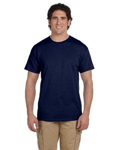 Navy 5.2 oz., 50/50 ComfortBlend® EcoSmart® T-Shirt