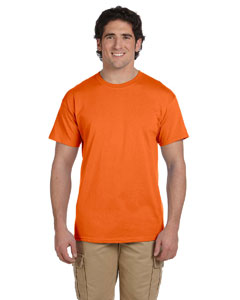 Orange 5.2 oz., 50/50 ComfortBlend® EcoSmart® T-Shirt