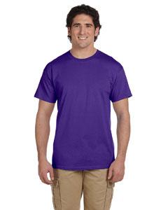 Purple 5.2 oz., 50/50 ComfortBlend® EcoSmart® T-Shirt