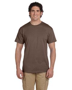 Heather Brown 5.2 oz., 50/50 ComfortBlend® EcoSmart® T-Shirt
