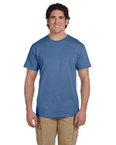 Heather Blue 5.2 oz., 50/50 ComfortBlend® EcoSmart® T-Shirt