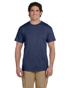 Heather Navy 5.2 oz., 50/50 ComfortBlend® EcoSmart® T-Shirt