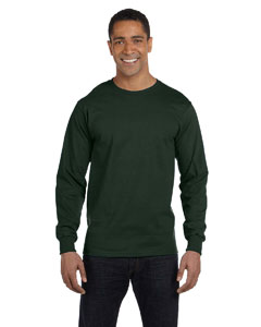 Deep Forest 6.1 oz. Long-Sleeve Beefy-T®