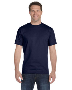 Navy 6.1 oz. Beefy-T® Tall