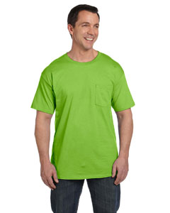 Lime 6.1 oz. Beefy-T® with Pocket