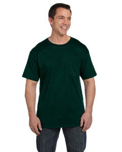 Deep Forest 6.1 oz. Beefy-T® with Pocket