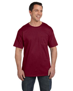 Cardinal 6.1 oz. Beefy-T® with Pocket
