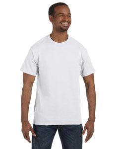 White 6.1 oz. Tagless® T-Shirt