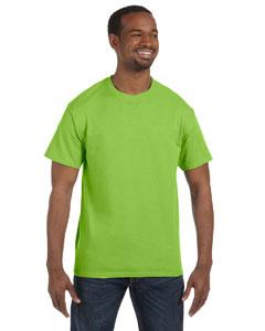 Lime 6.1 oz. Tagless® T-Shirt