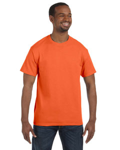 Athletic Orange 6.1 oz. Tagless® T-Shirt