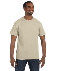 Sand 6.1 oz. Tagless® T-Shirt