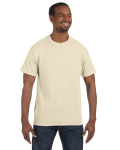 Natural 6.1 oz. Tagless® T-Shirt