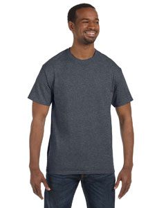 Charcoal Heather 6.1 oz. Tagless® T-Shirt