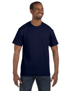 Navy 6.1 oz. Tagless® T-Shirt