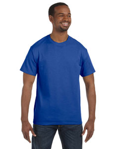 Deep Royal 6.1 oz. Tagless® T-Shirt