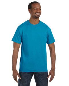 Teal 6.1 oz. Tagless® T-Shirt