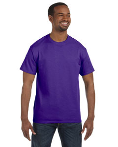 Purple 6.1 oz. Tagless® T-Shirt