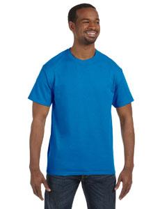 Sapphire 6.1 oz. Tagless® T-Shirt