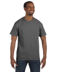Smoke Gray 6.1 oz. Tagless® T-Shirt