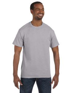 Oxford Gray 6.1 oz. Tagless® T-Shirt