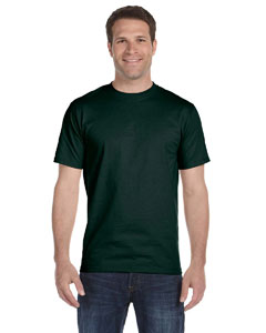 Deep Forest 5.2 oz. ComfortSoft® Cotton T-Shirt
