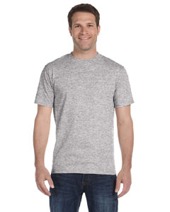 Light Steel 5.2 oz. ComfortSoft® Cotton T-Shirt
