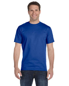 Deep Royal 5.2 oz. ComfortSoft® Cotton T-Shirt
