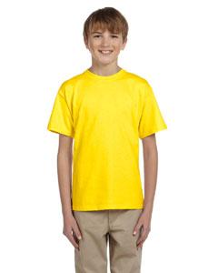 Yellow Youth 5.2 oz., 50/50 ComfortBlend® EcoSmart® T-Shirt