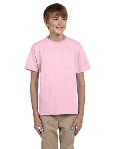 Pale Pink Youth 5.2 oz., 50/50 ComfortBlend® EcoSmart® T-Shirt