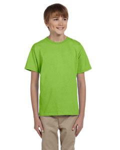 Lime Youth 5.2 oz., 50/50 ComfortBlend® EcoSmart® T-Shirt