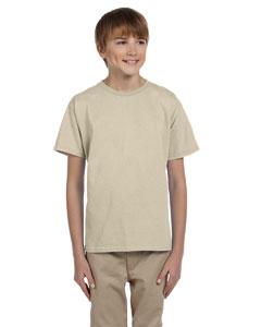 Sand Youth 5.2 oz., 50/50 ComfortBlend® EcoSmart® T-Shirt