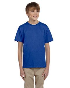 Deep Royal Youth 5.2 oz., 50/50 ComfortBlend® EcoSmart® T-Shirt