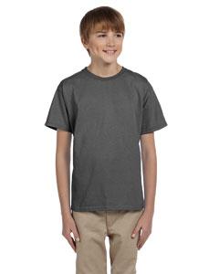 Smoke Gray Youth 5.2 oz., 50/50 ComfortBlend® EcoSmart® T-Shirt