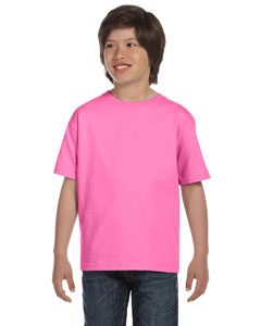 Pink Youth 6.1 oz. Beefy-T®