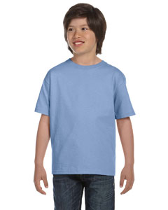 Light Blue Youth 6.1 oz. Beefy-T®