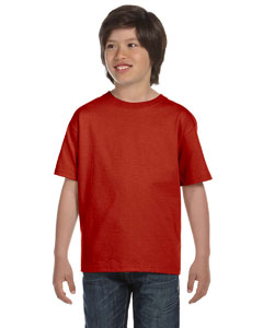 Deep Red Youth 6.1 oz. Beefy-T®
