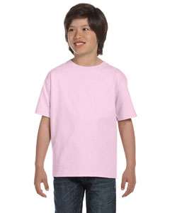 Pale Pink Youth 6.1 oz. Beefy-T®