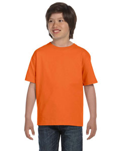 Orange Youth 6.1 oz. Beefy-T®