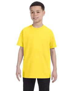 Yellow Youth 6.1 oz. Tagless® T-Shirt