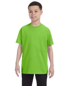 Lime Youth 6.1 oz. Tagless® T-Shirt