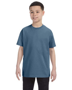 Denim Blue Youth 6.1 oz. Tagless® T-Shirt