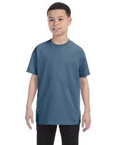 Denim Blue Youth 6.1 oz. Tagless® T-Shirt