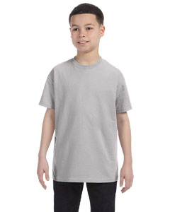 Light Steel Youth 6.1 oz. Tagless® T-Shirt